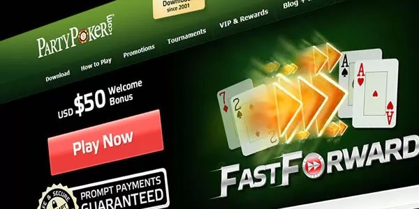 обновление ПО на парти покер 2013