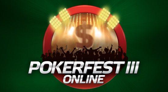 partypoker pokerfest 3