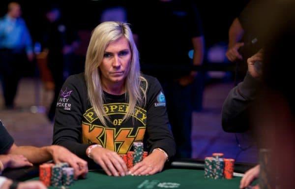 Новая «королева покера» подписала контракт с 888 Poker