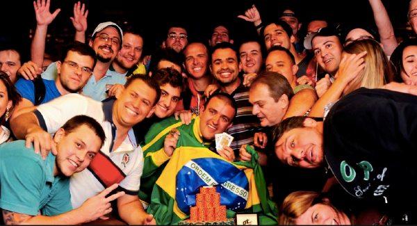 888 Poker подписал спонсорские соглашения с двумя бразильскими покеристами
