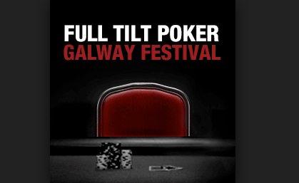 Виктор Блум собирается на Full Tilt Poker Galway Festival