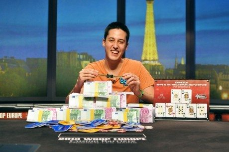 адриан матеос 888 покер