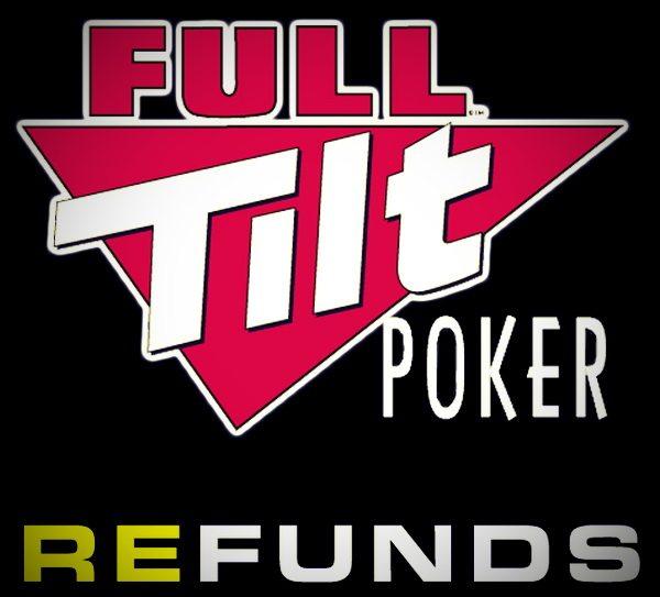 Full Tilt Poker refunds