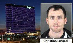 Покерного мошенника признали виновным в преступлениях