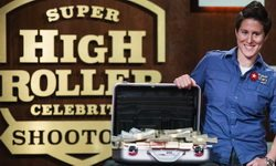 Ванесса Сельбст выиграла Super High Roller Celebrity Shootout