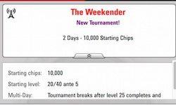 По выходным на PokerStars будет проходить двухдневный турнир