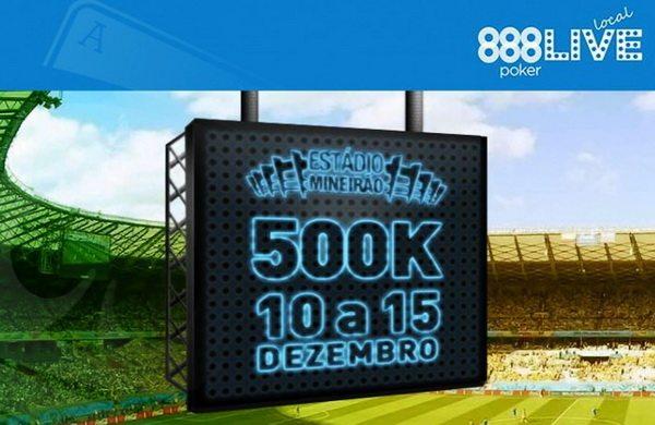 888Poker Brasil Live