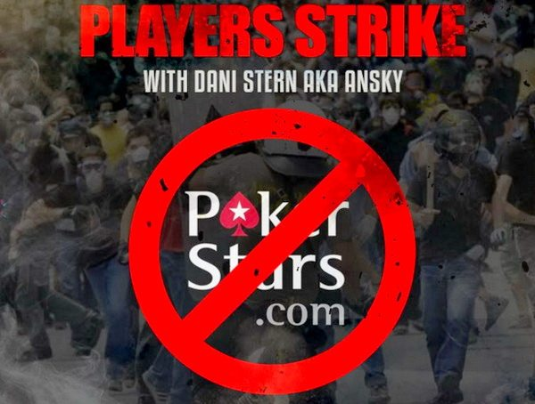 pokerstars strike