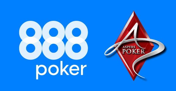 888 Poker Live в Aspers Casino