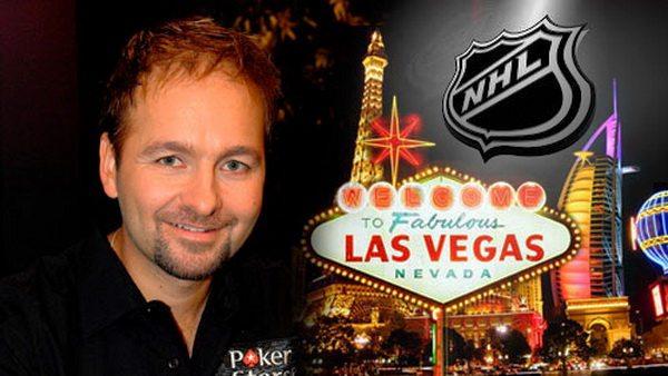 Daniel Negreanu Las Vegas
