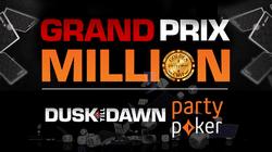 Party Millions: турнир с гарантией £5 000 000