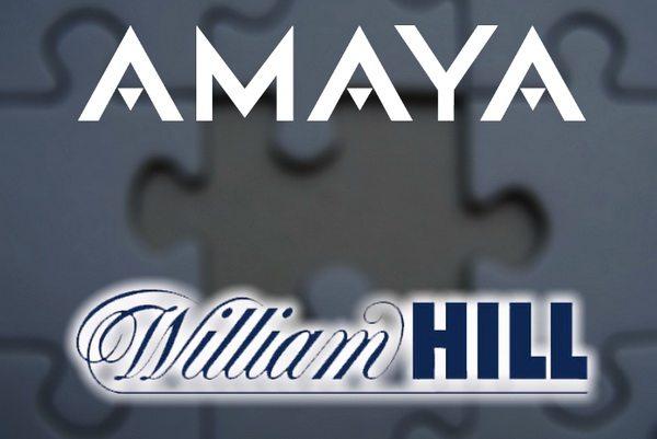 Amaya и William Hill