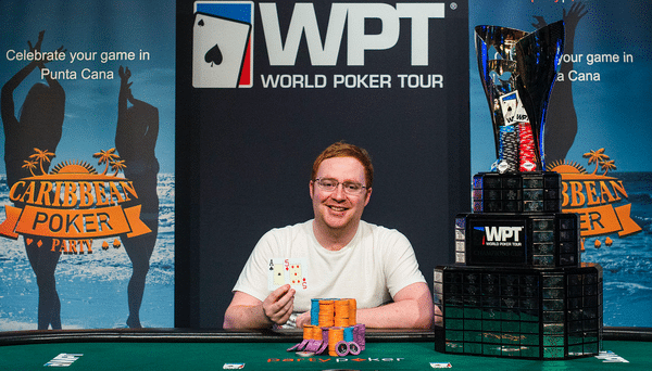 Найэлл Фэрелл WPT Caribbean Main Event