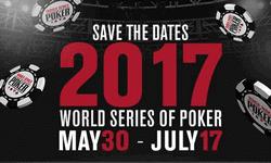 На WSOP 2017 без перемен