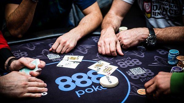 Турниры 888 Poker