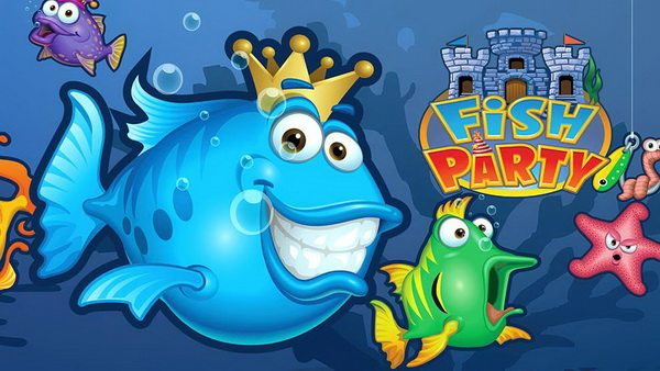 Fish Party Lottery Sit & Gos