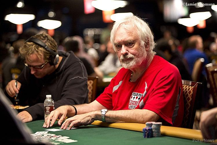 Том Макэвой покер