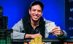 Даниэль Вайнман выиграл WPT Borgata Winter Poker Open