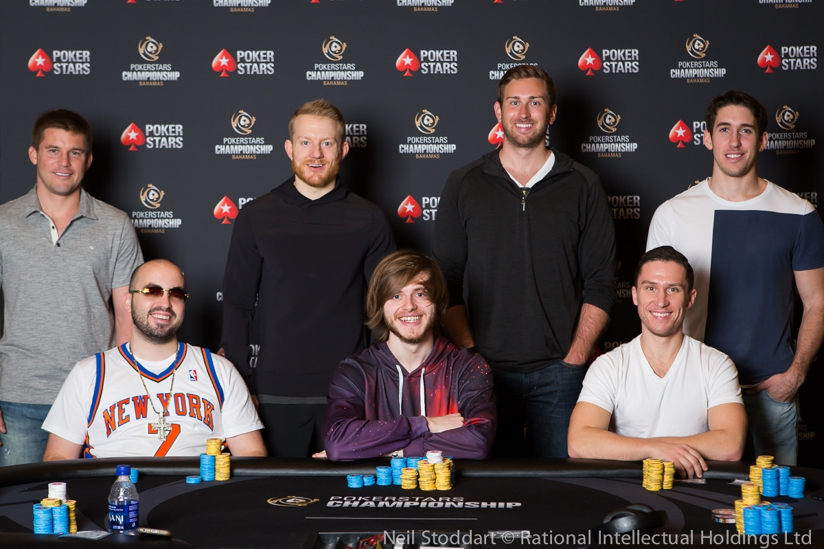 PokerStars Championship Super High Roller