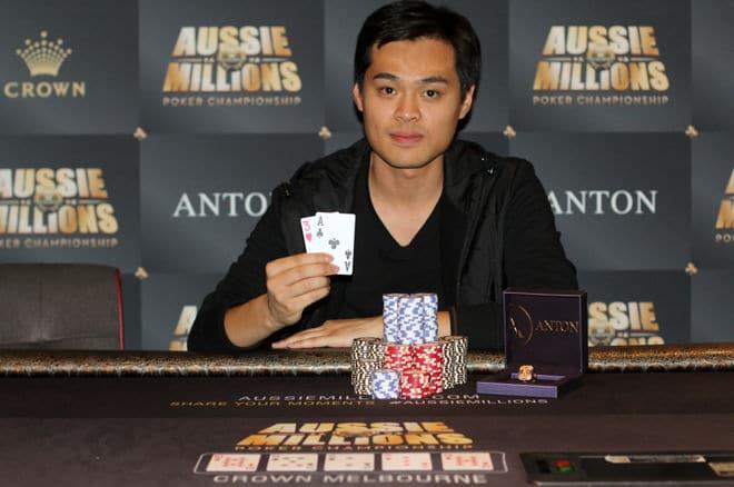 Aussie Millions $25K Challenge