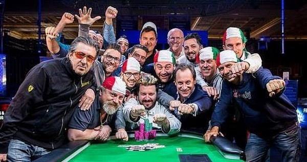 Макс Пескатори покер