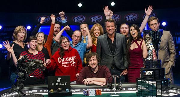 WPT LA Poker Classic Main Event 2017