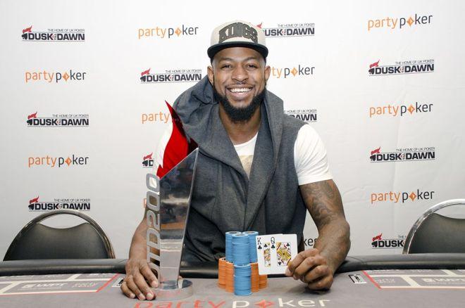 Энтони Гарднер покер