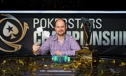 Павел Ширшиков стал победителем дебютного розыгрыша PokerStars Championship Sochi