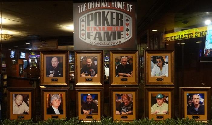 Номинанты в Зал славы покера