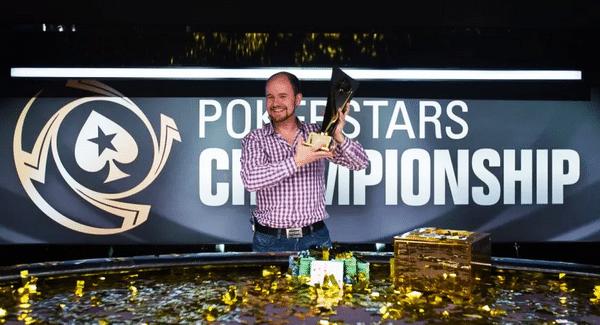 Павел Ширшиков PokerStars Championship Sochi