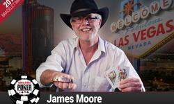 Джэймс Мур второй раз подряд выиграл Super Seniors Event WSOP