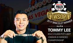 Томми Ле выиграл $10 000 PLO на WSOP