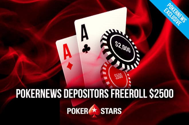 пароль freeroll pokerstars