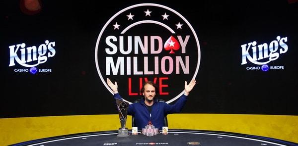 Филипп Салевски выиграл PokerStars Million