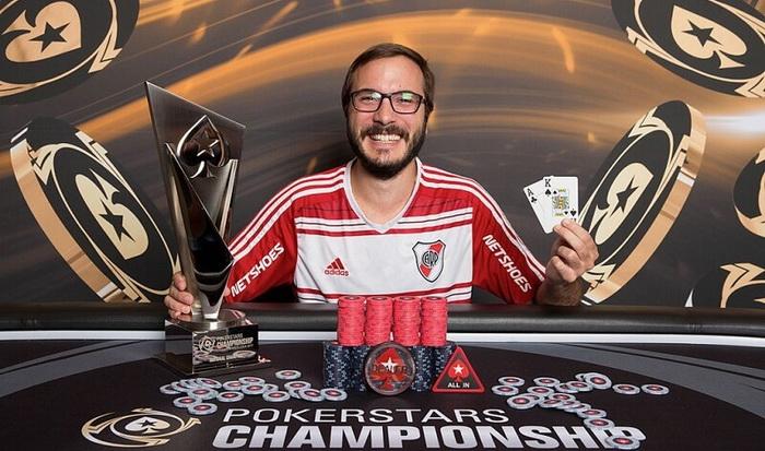 Педро Кайрат выиграл PokerStars Barcelona