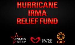 Poker Stars вместе с CARE International будет собирать средства жертвам урагана Ирма