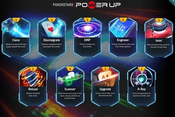 PokerStars появился новый формат Power Up