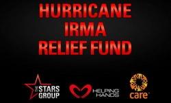 Руководство PokerStars собрало $140 000 жертвам урагана Ирма