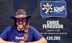 Крис Фергюсон стал лучшим игроком 2017 WSOP