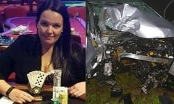 Британская покеристка погибла в автокатастрофе