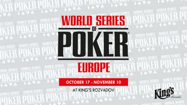 WSOPE Main Event 2017