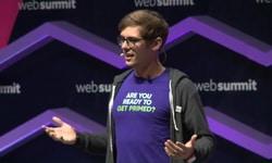 Фёдор Хольц выступил перед участниками Websummit 2017