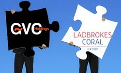 GVC Holdings поглотит Ladbrokes Coral