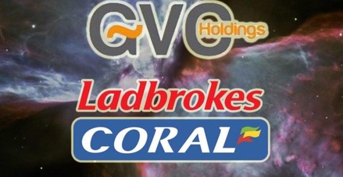 В состав GVC Holdings войдёт пять онлайн-операторов
